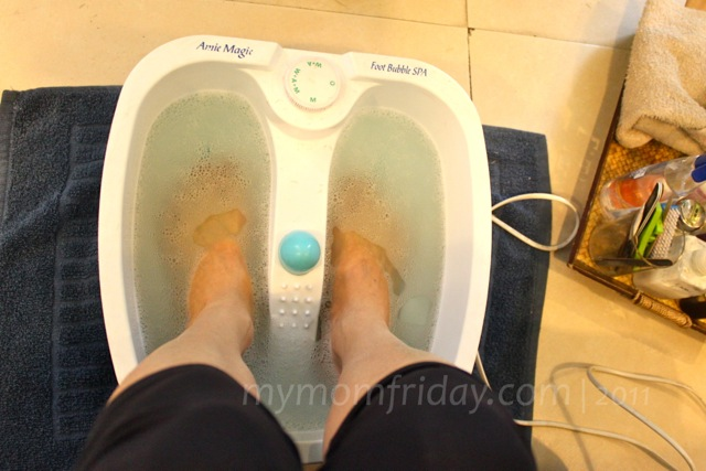 Foot Spa Machine Malaysia Bubble/foot Spa Machine With