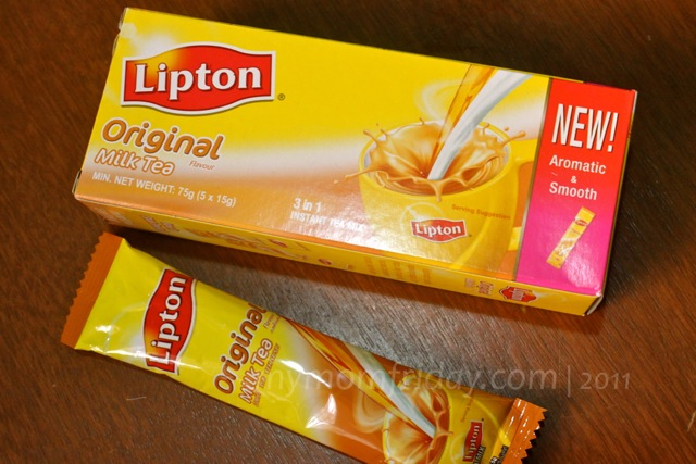 mom grocer lipton original flavor milk tea mom friday